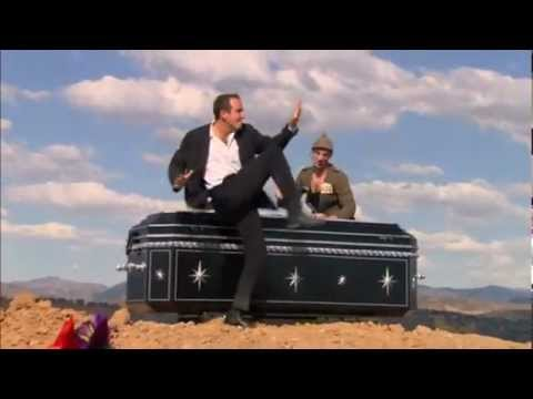 George Bluth's funeral