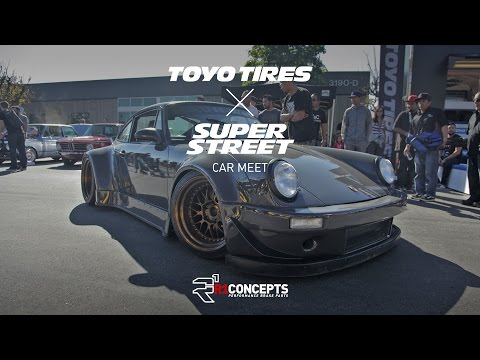 Toyo Tires X Super Street Car Meet 2015