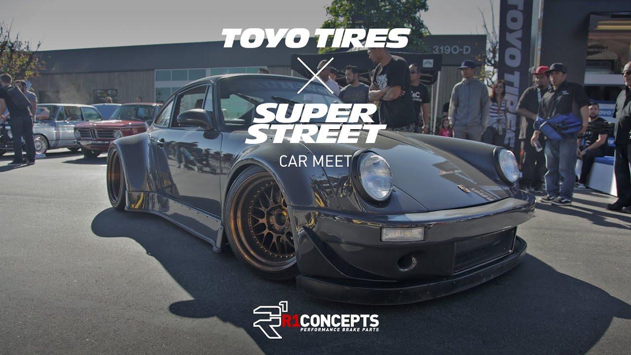 Police Cop Car Live Wallpaper Toyo Tires X Super Street Car Meet 2015 Youtube