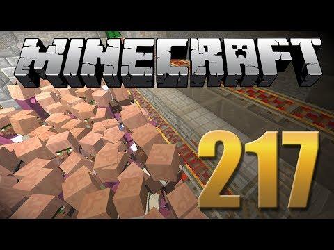O Seletor de VILLAGERS - Minecraft Em busca da casa automática #217
