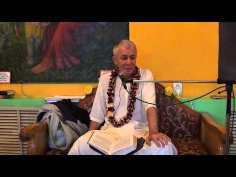 Шримад Бхагаватам 10.13.36 - Чайтанья Чандра Чаран прабху