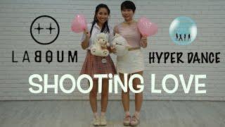 1thek dance cover contest laboum라붐 shooting love푱푱 by hyper dance s sally leona
