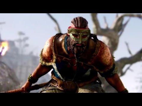 For Honor Official The Berserker (Viking Gameplay) Trailer