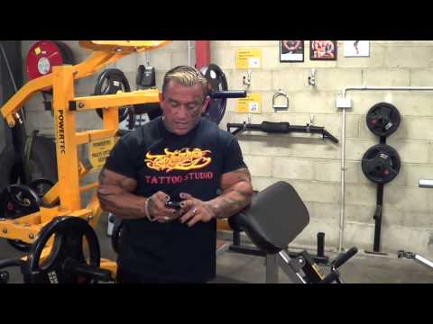 Lee Priest Talks About Growth Hormone