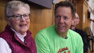 Parents care for son with Alzheimer's