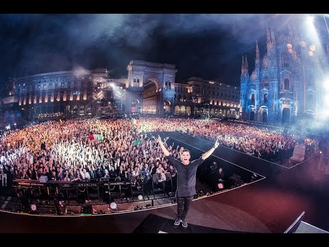 Martin Garrix - Live @ MTV EMA Milan 2015, Italy (Full Set)