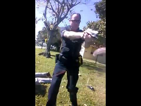 BOYNTON BEACH POLICE THREATEN TO SHOOT MAN WHILE BEING RECORDED