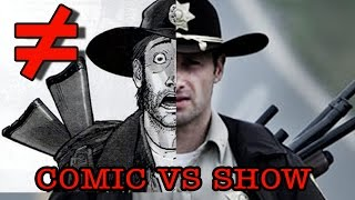 Repeat youtube video The Walking Dead (Season 1) - What's the Difference?