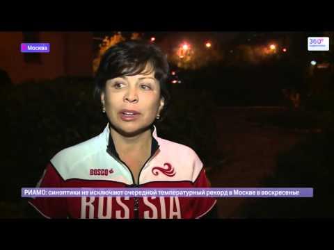 Спортсменки Ирина Роднина и Ольга Граф поддержали Кросс наций