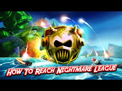 Battle Bay Guide with Porthos: How To Reach Nightmare League
