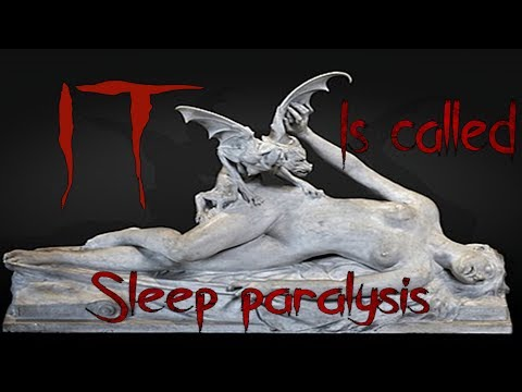 IT is called Sleep Paralysis - Trailer - Part 10 - Do you really want to know what IT is?