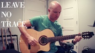Leave No Trace: Sunshine (Dickon Hinchliffe) for guitar + TAB