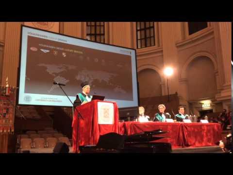 Walter de Silva - Lectio Doctoralis - Part III