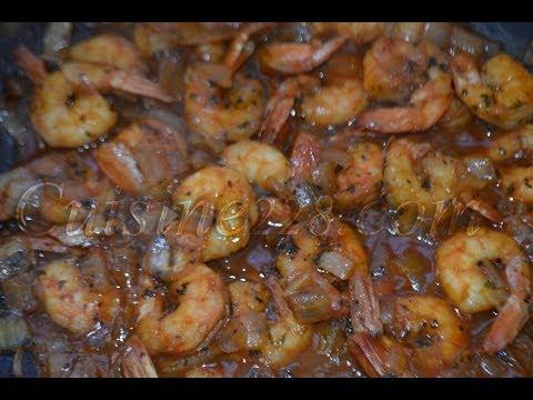 Recette de crevettes marin es 750 grammes funnycat tv - Cuisine tv recettes 24 minutes chrono ...