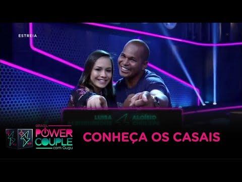 Conheça Os últimos Casais A Entrarem Na Mansão Do Power Couple Brasil