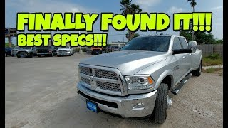 Towing Beast! Best 2018 RAM for heavy towing! GET IT! PART 2