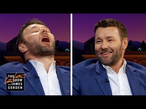 You Won't Catch Joel Edgerton Sleeping On a Plane