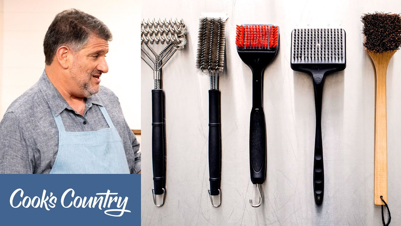 Equipment Expert's Top Pick for Grill Brushes