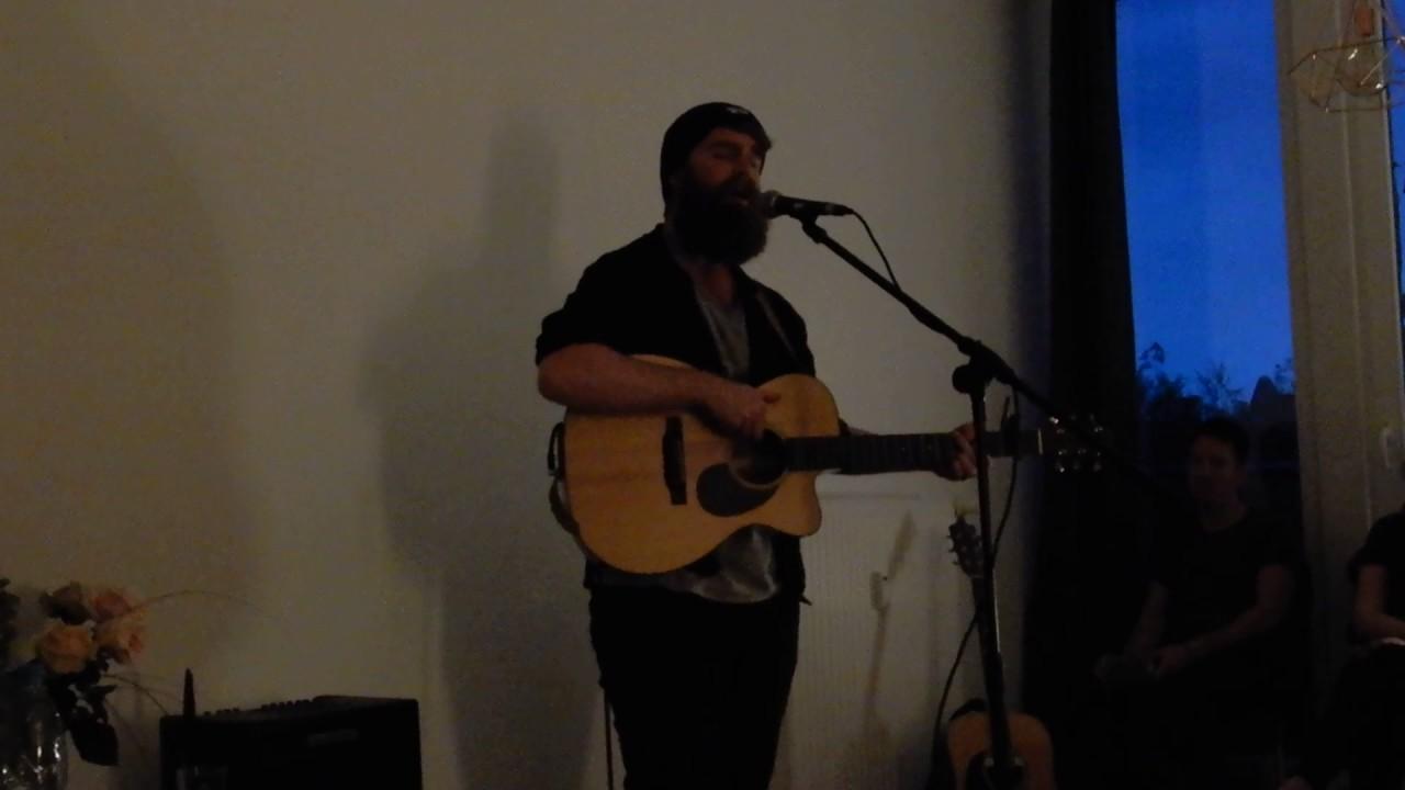 Adam Barnes Live Wohnzimmerkonzert Berlin 23517