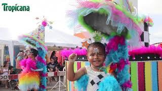 Parada di Mucha Oranjestad tabata sumamente bunita y glamoroso