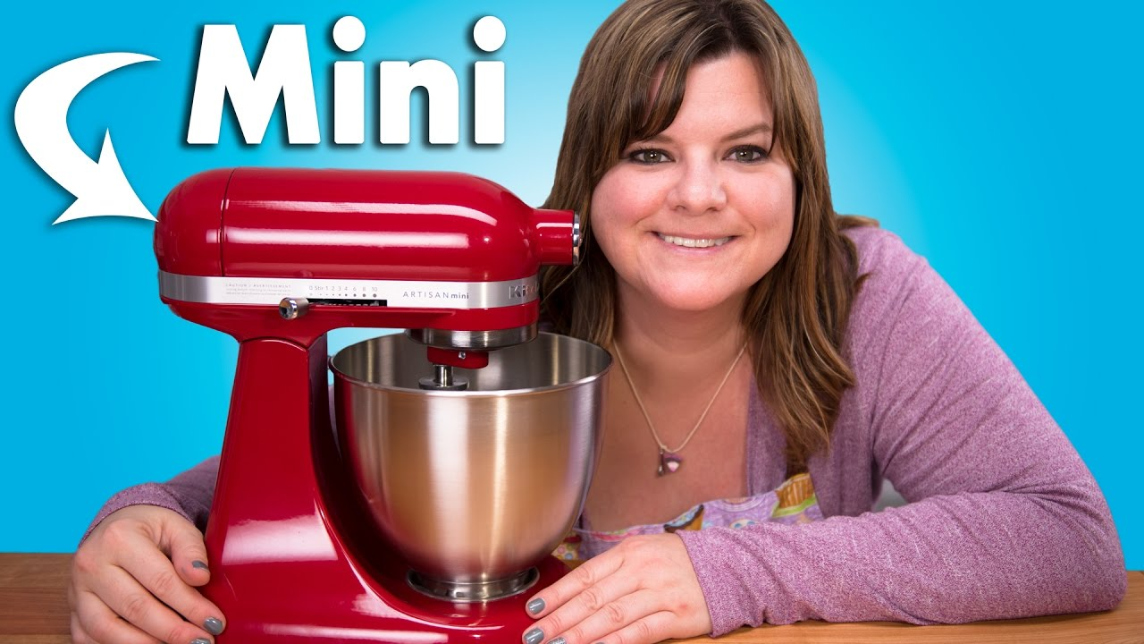 Kitchenaid Küchenmaschine Video Kitchenaid Artisan Mini Mixer Review