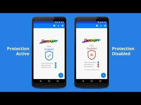 Netcraft Phishing Protection - Apps on Google Play