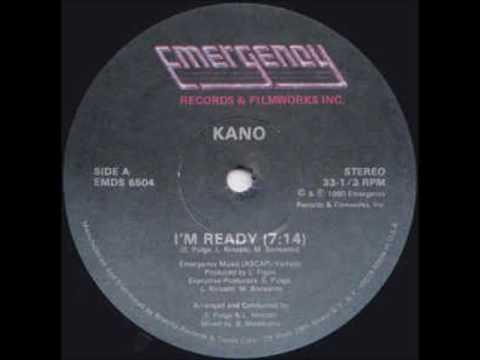 Kano - I' m Ready - DISCO / FUNK 1980