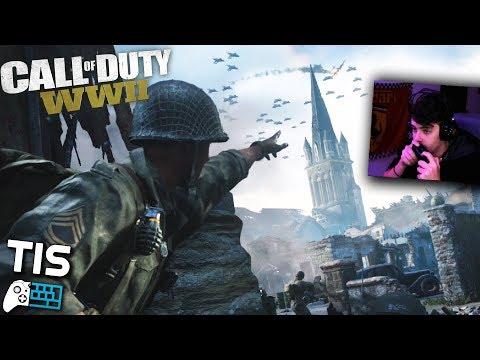 Παίζουμε Call of Duty WWII - #3 | ΧΑΟΣ!