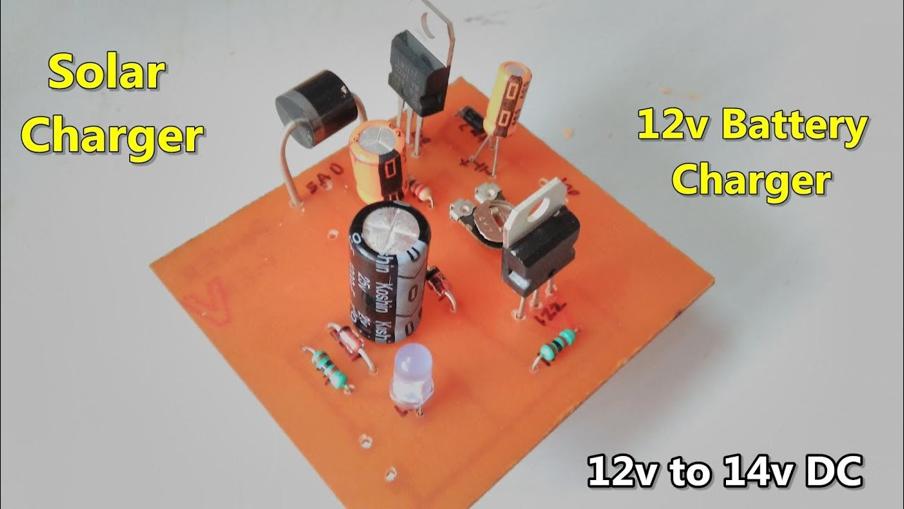 Solar Charge Controller Circuit Diagram Pdf How To Make A Solar