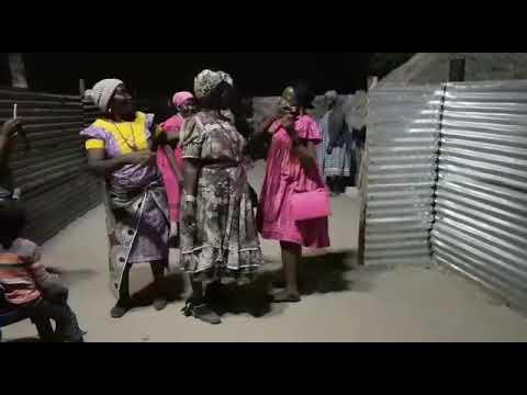 Very impressive oshiwambo wedding dance