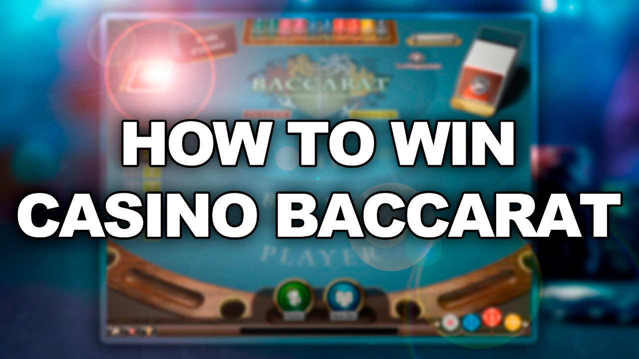 How To Win Casino Games