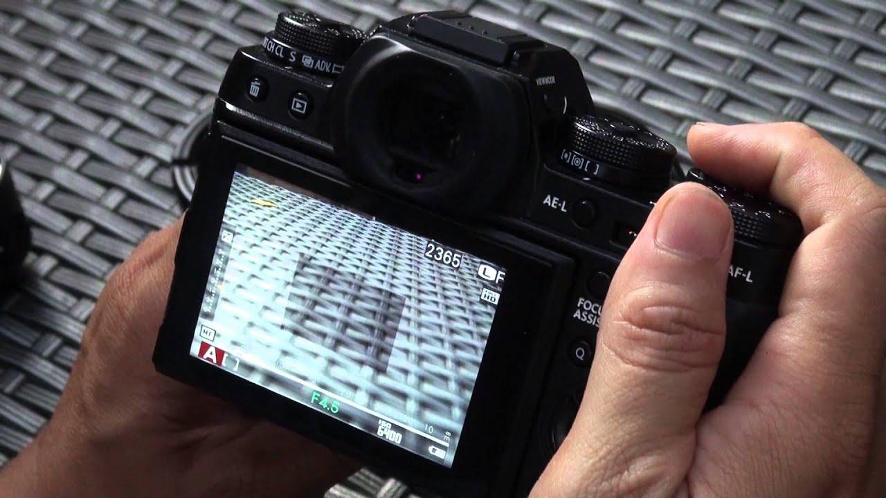 Tinhte.vn - Trên tay máy ảnh Fujifilm X-T1