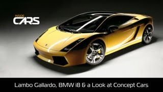 the end of the lamborghini gallardo more spy pics of the bmw i8 and the truth behind concept cars