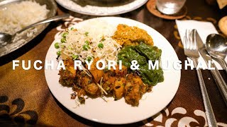 Mampuku-ji Fucha Ryori & Mughal the best Indian restaurant in Kyoto // 萬福寺の普茶料理とムガール