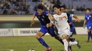 Highlights: U19 Việt Nam 1-0 U19 Thái Lan (Hassanal Bolkiah Trophy 2014) - 20/08/2014