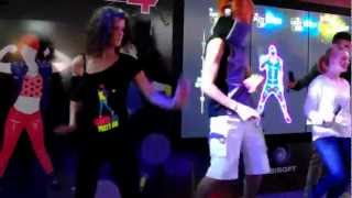 Lucca Comics And Games 2012 - Just Dance 4 - Rock N