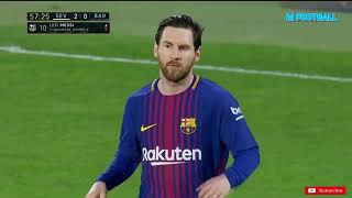 Sevilla vs Barcelona 2-2 FULL MATCH (Second half - ENGLISH) La Liga - 01.04.2018
