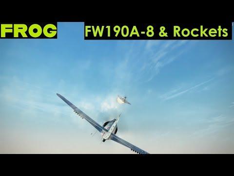 FW190A-8 rockets - IL-2 Sturmovik: Great Battles