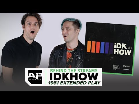"IDKHOW On ""1981 Extended Play"" Being the 'Opposite to a love letter to Los Angeles...' Mp3"