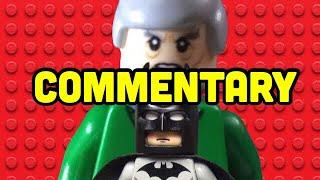 LEGO BATMAN: VENGEANCE OF ALFRED (COMMENTARY)