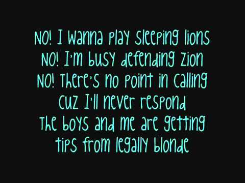 The Midnight Beast - Booty Call (lyrics).mp4