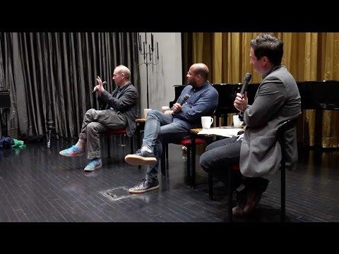 David Hartt and Sam Prekop: Artists and Cities