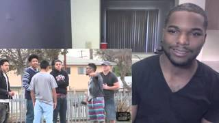 Nerd Raps Fast in Compton Reaction!