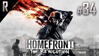 ► Homefront: The Revolution - Walkthrough HD - Part 34