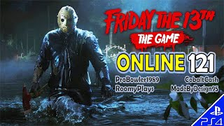 Friday The 13th: The Game | ONLINE 121 (8/1/20)