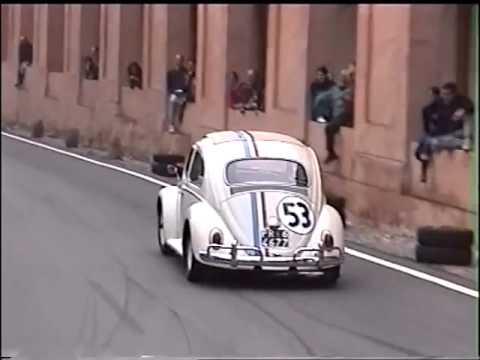 Herbie, un Maggiolino alla Bologna San Luca 2005   Doovi