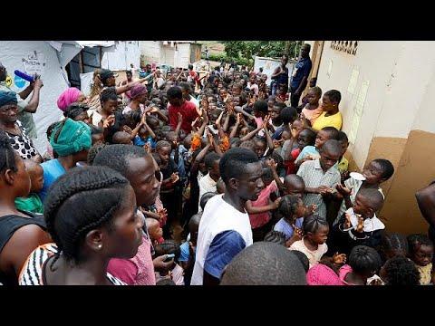 Sierra Leone'de ölü sayısı artıyor