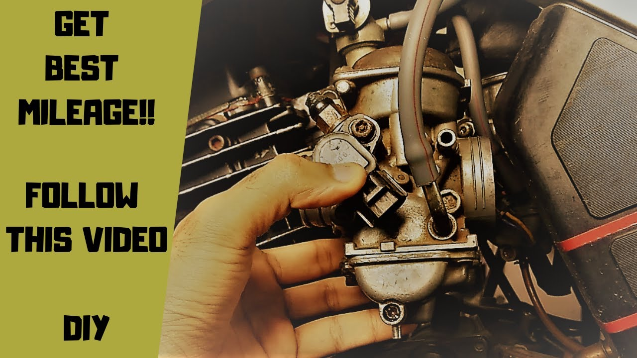 cv carburettor tuning guide yamaha sz youtube rh youtube com Zenith Carburetor Adjustment Kohler Carburetor Adjustment