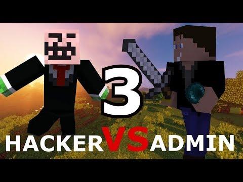 Hacker vs Admin | 3.rész | EZÉRT NE HACKELJ! |