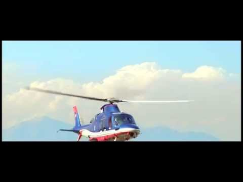 HELICOPTER - Regnum Carya Golf & SPA Resort Hotel - Antalya - Belek